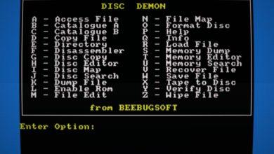 Disc Demon, gestión de disquetes a lo grande en Amstrad CPC 9