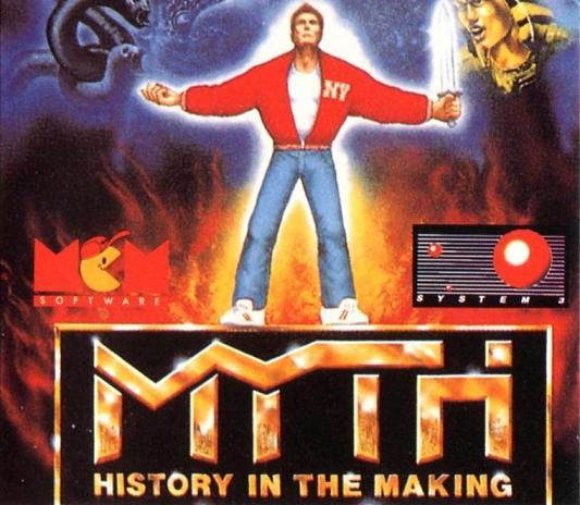 Myth - Amstrad CPC Longplay [ Jgonza ] 1