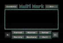 Multi Mark: tal vez el mejor formateador de discos 33