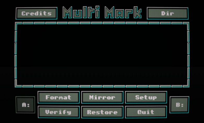 Multi Mark: tal vez el mejor formateador de discos 17