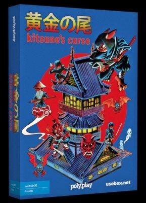 Kitsune's Curse: Nuevo Juego para tu CPC por Reidrac 6