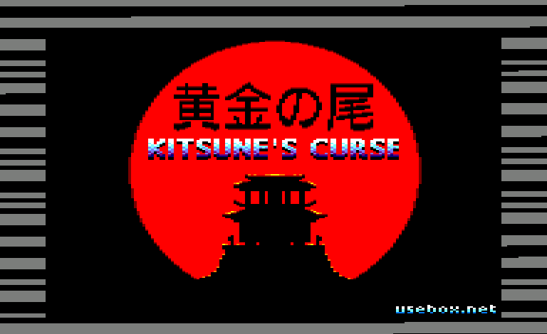Kitsune's Curse: Nuevo Juego para tu CPC por Reidrac 1