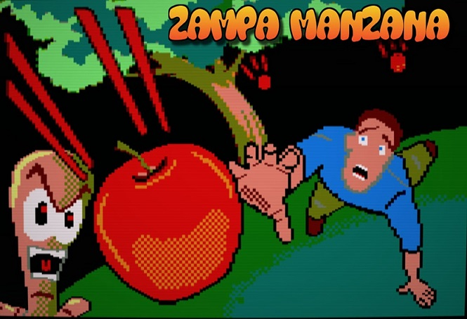 Photo of Zampa Manzana, divertimento asegurado