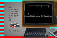 Photo of Ensamblador para ZX Spectrum – Pong: $05 Palas y línea central