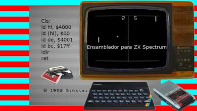 Photo of Ensamblador para ZX Spectrum – Pong: $07 Movemos la bola por la pantalla