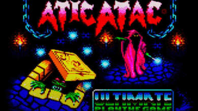 Photo of Atic Atac por fin tendrá su versión para Amstrad CPC