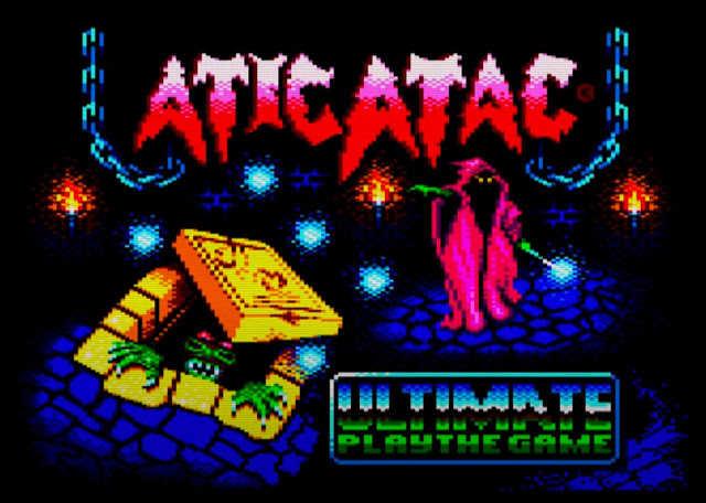 Atic Atac por fin tendrá su versión para Amstrad CPC 1