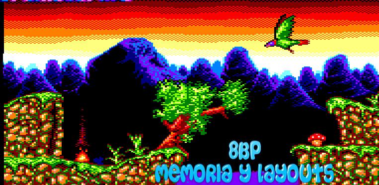 8BP: Cómo ahorrar memoria en los layouts del juego 1