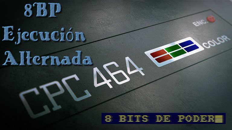 8BP: Ejecución alternada y lógica en cascada 1