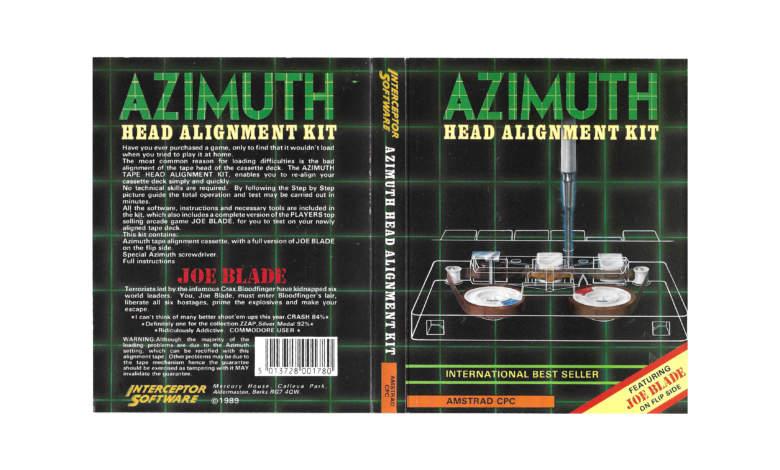 Azimut: el tornillito maldito 1