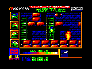 Teenage Mutant Hero Turtles, contra el malvado Shredder 3