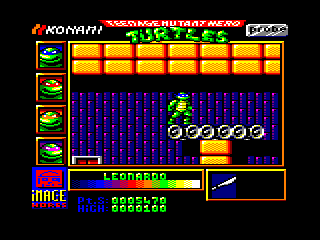 Teenage Mutant Hero Turtles, contra el malvado Shredder 6