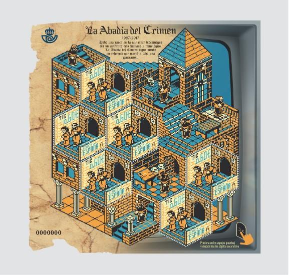 La abadía del crimen: resuelve el misterio 5