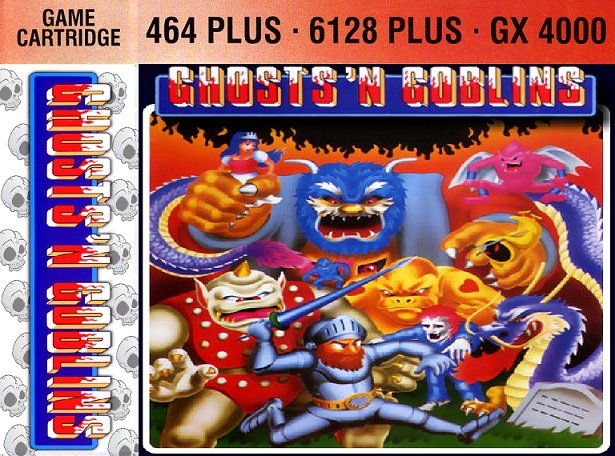 Photo of Ghosts 'n Goblins para GX4000