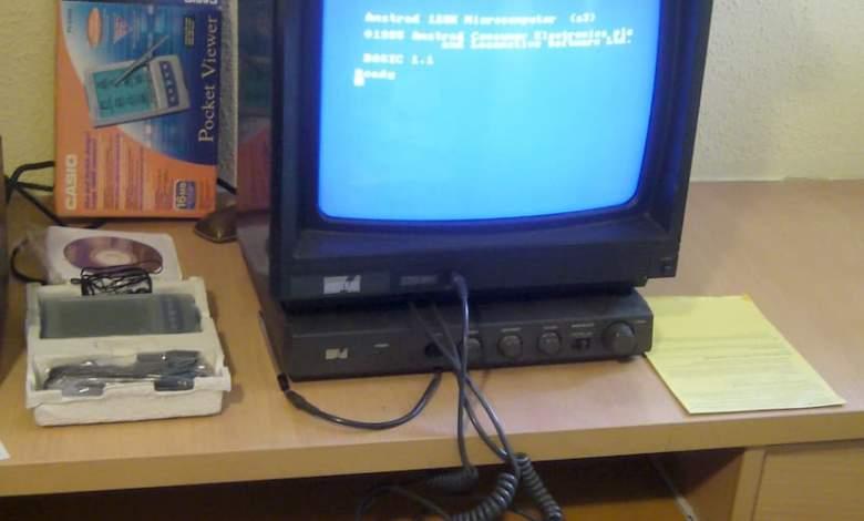 Emuladores en Amstrad CPC 1