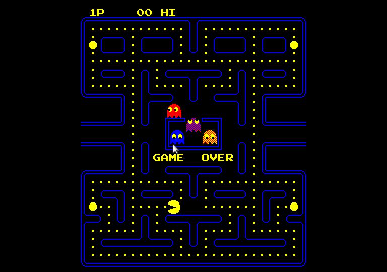 Emuladores en Amstrad CPC 4