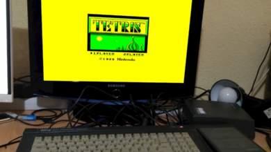GB Tetris emulator para tu Amstrad CPC6128 62