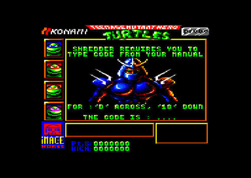 Teenage Mutant Hero Turtles, contra el malvado Shredder 5