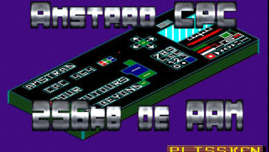 Photo of Programas que usan 256Kb de RAM en el CPC