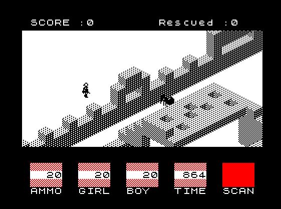 Emuladores en Amstrad CPC 6