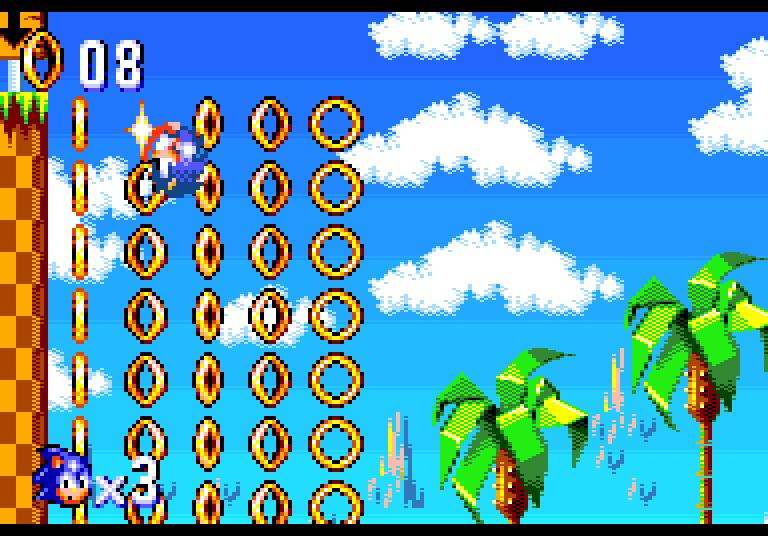 Sonic GX sigue avanzando 2