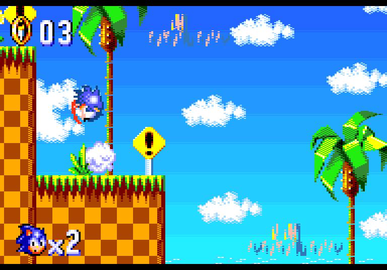 Sonic GX sigue avanzando 4