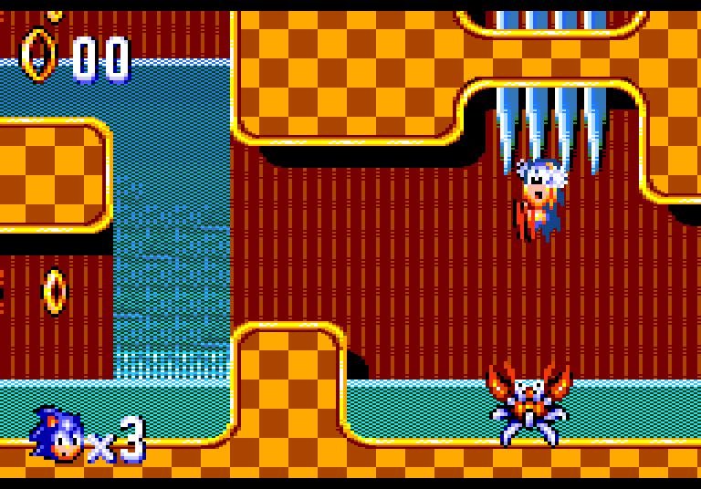 Sonic GX sigue avanzando 6