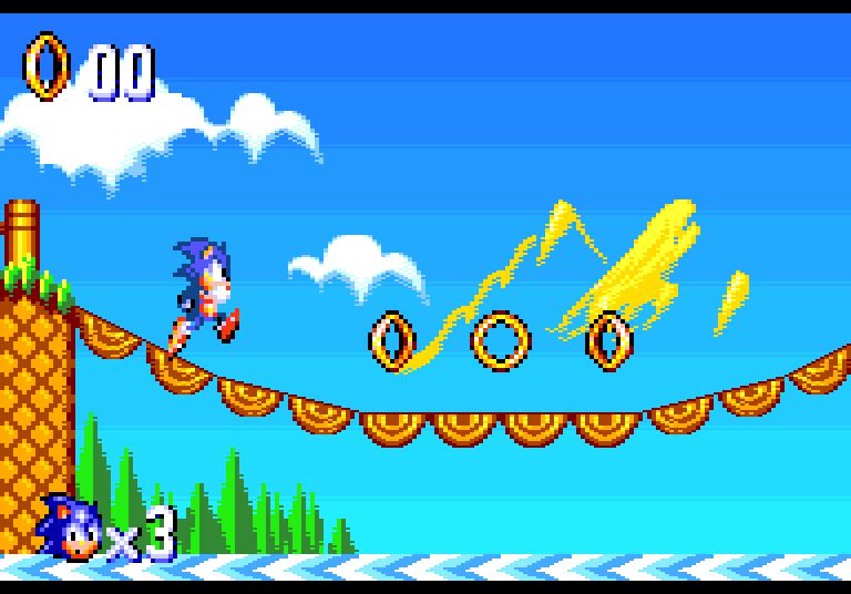 Sonic GX sigue avanzando 7