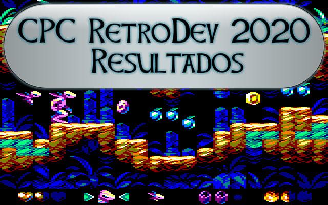CPCRetroDev 2020, los resultados 1