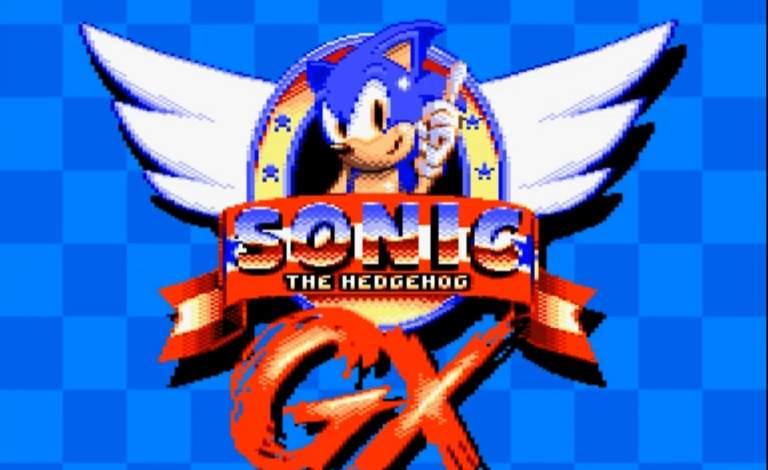 Sonic GX sigue avanzando 1