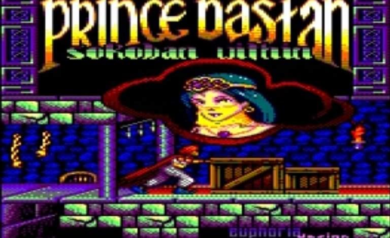 Prince Dastan: Sokoban Within, rescata a la princesa 1