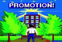 The Promotion, a la caza del jefe 1