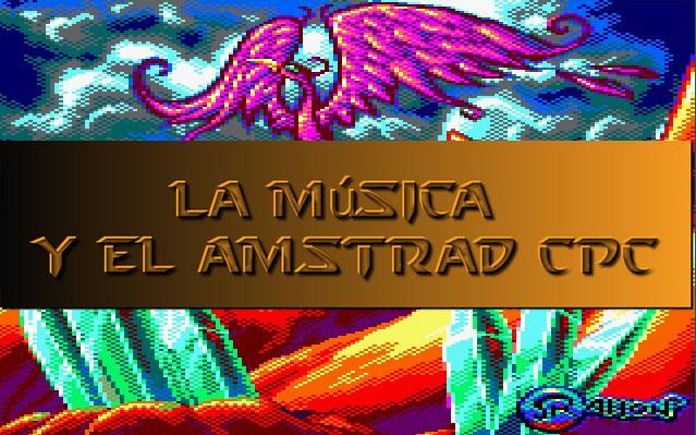 La música y el Amstrad CPC 1