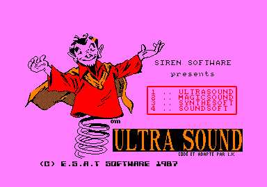 La música y el Amstrad CPC 3