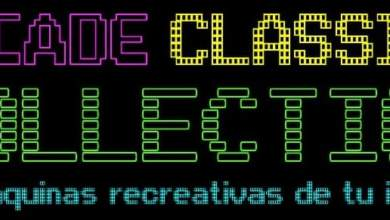 Arcade Classics Collection, pre-reserva el 14 de diciembre 4