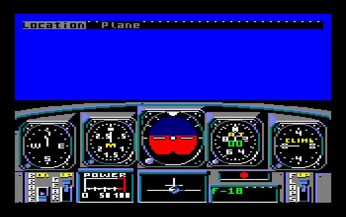 Chuck Yeager, primer contacto con la aeronave