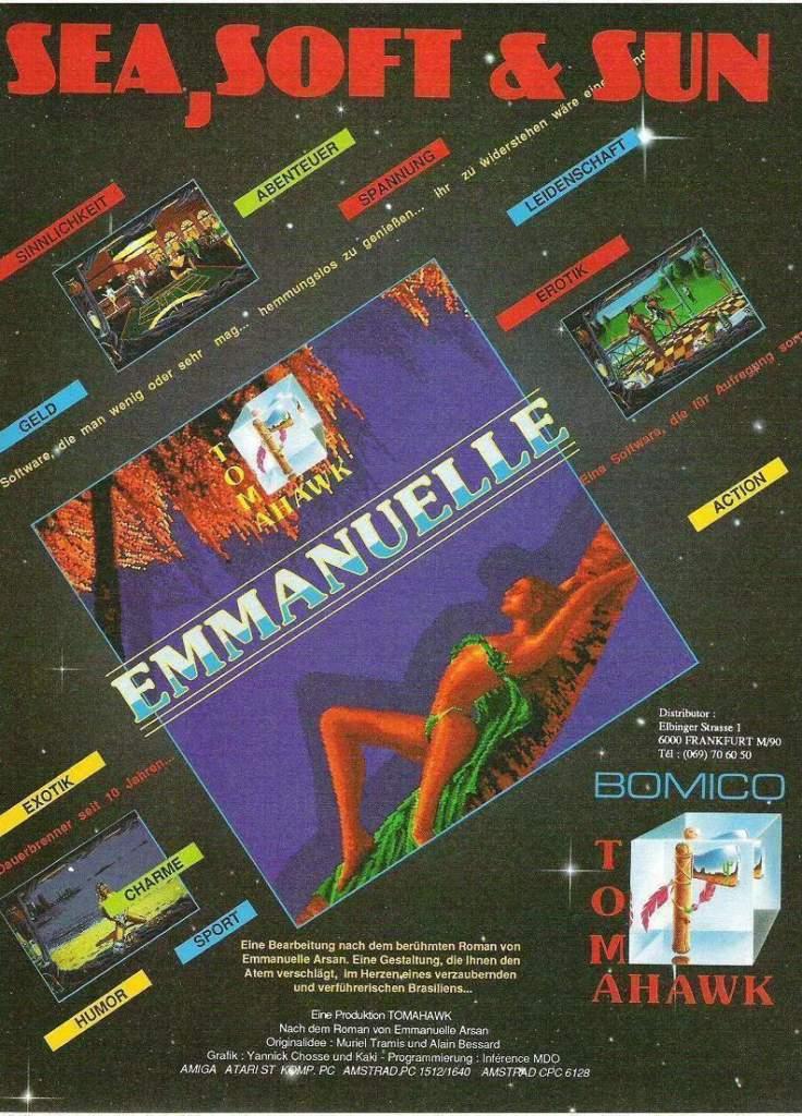 El Amstrad puede matar (sexo en el CPC) 8