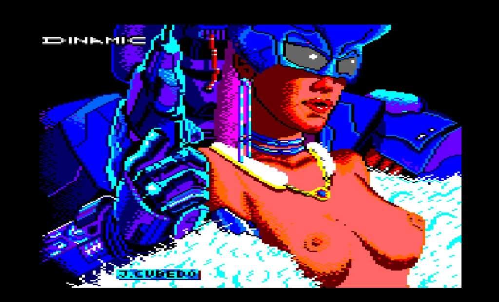 El Amstrad puede matar (sexo en el CPC) 12