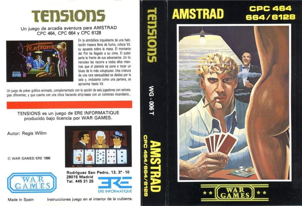 El Amstrad puede matar (sexo en el CPC) 16