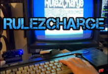 RulezCharge, nuevo front-end para la M4 28