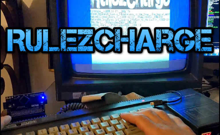 RulezCharge, nuevo front-end para la M4 1