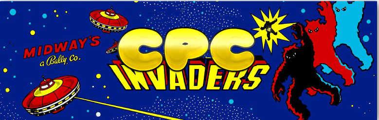 CPC Invaders, los alienígenas han llegado 1