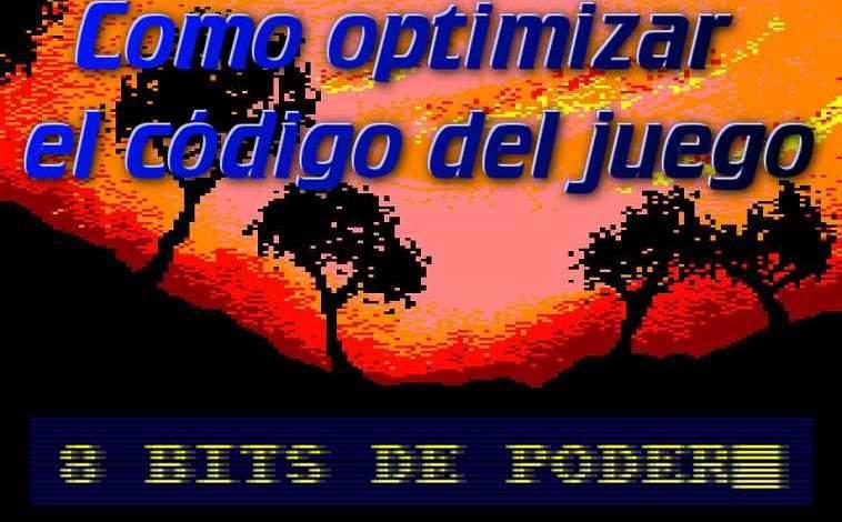 8BP: Cómo optimizar el código del juego 1