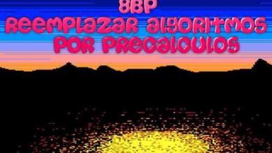 8BP:Evitar IF innecesarios y reemplazar algoritmos por precálculos 97