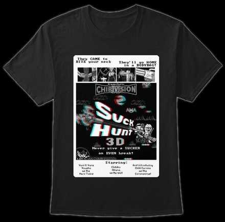 Suck Hunt 3D, trailer oficial 8
