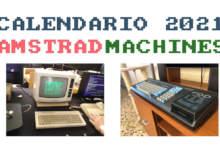 Feliz 2021 y pon tu contador a cero con el nuevo calendario Amstrad 19