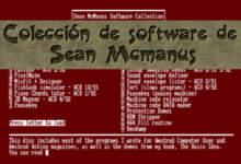Sean McManus, colección de software 32
