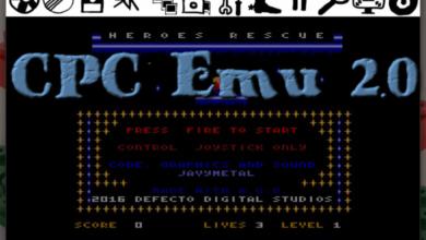 CPCEmu 2.0, el regreso del veterano emulador de Amstrad CPC 7