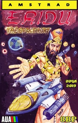 Llega la EDICIÓN FÍSICA de Eridu: The Space Port 5