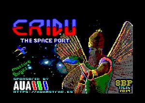 Llega la EDICIÓN FÍSICA de Eridu: The Space Port 1
